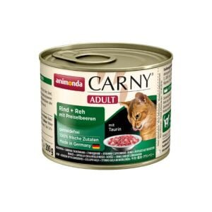 Animonda Carny Adult - Wołowina Sarna Borówka 200 g