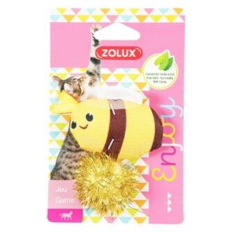 ZOLUX Zabawka dla kota LOVELY pszczoła Pets Are Family