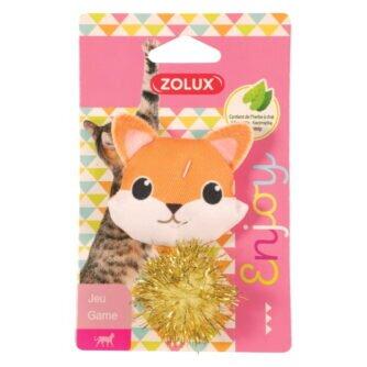 zabawka dla kota lovely lis