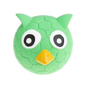 Gumowa Zabawka Dla Psa Lagoo Owl RECOFUN