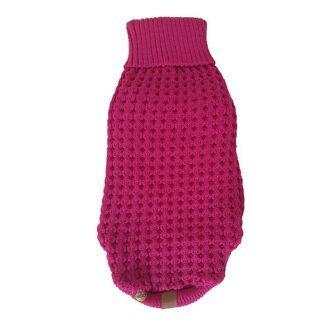 sweter dla psa sally różowy