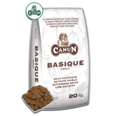 Karma dla psa Canun Basique dla psów seniorów i dojrzałych -20 kg