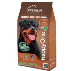 happyOne Premium Adult Grain Free karma bezzbożowa 15kg