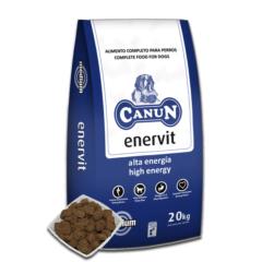 PRÓBKA Canun Enervit dla psów dorosłych łatwotrawienna na drobiu i rybie – próbka 150g