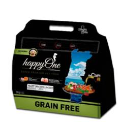 HappyOne Grain-Free Mediterraneum Puppy 3Kg