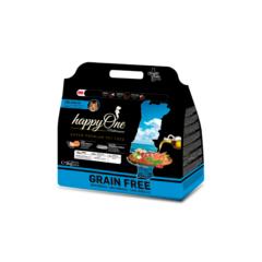HappyOne Grain-Free Mediterraneum Small Breeds sardynka 3kg